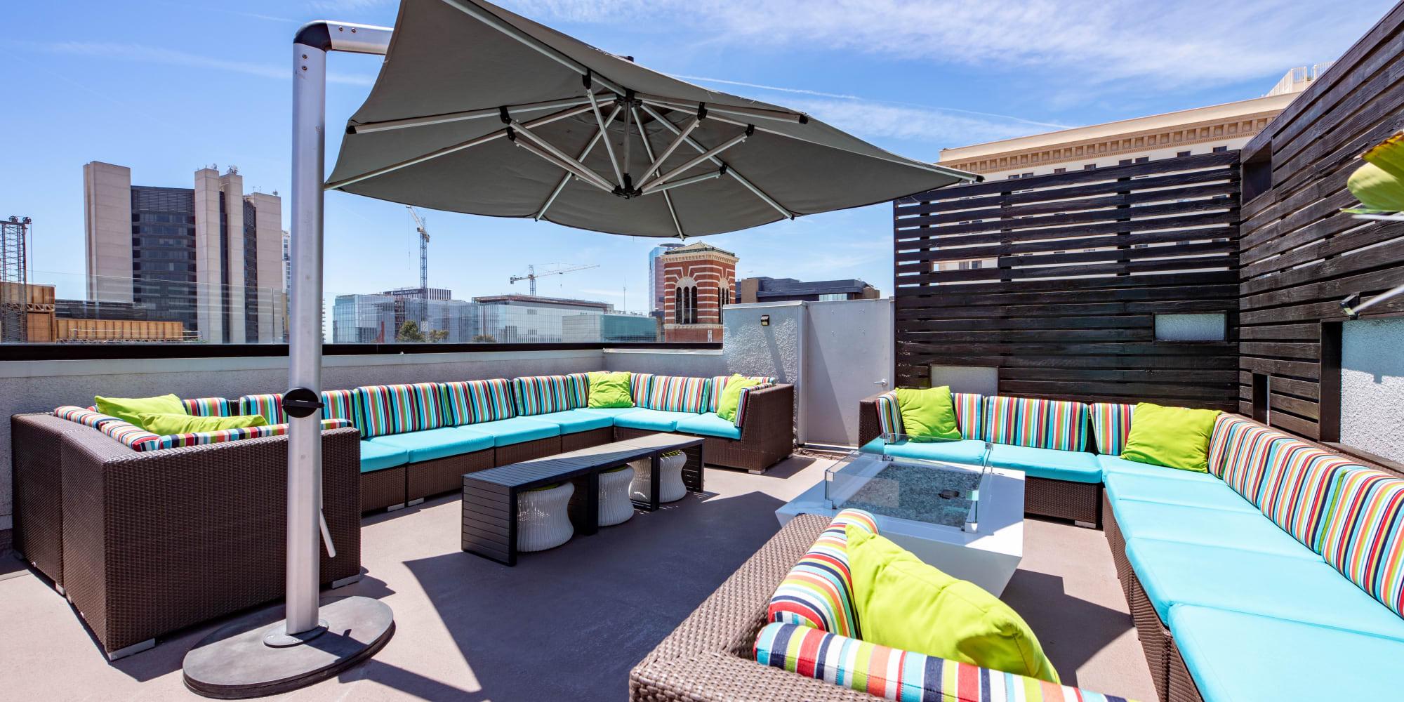 Apartments in Long Beach, California, at Sofi at 3rd