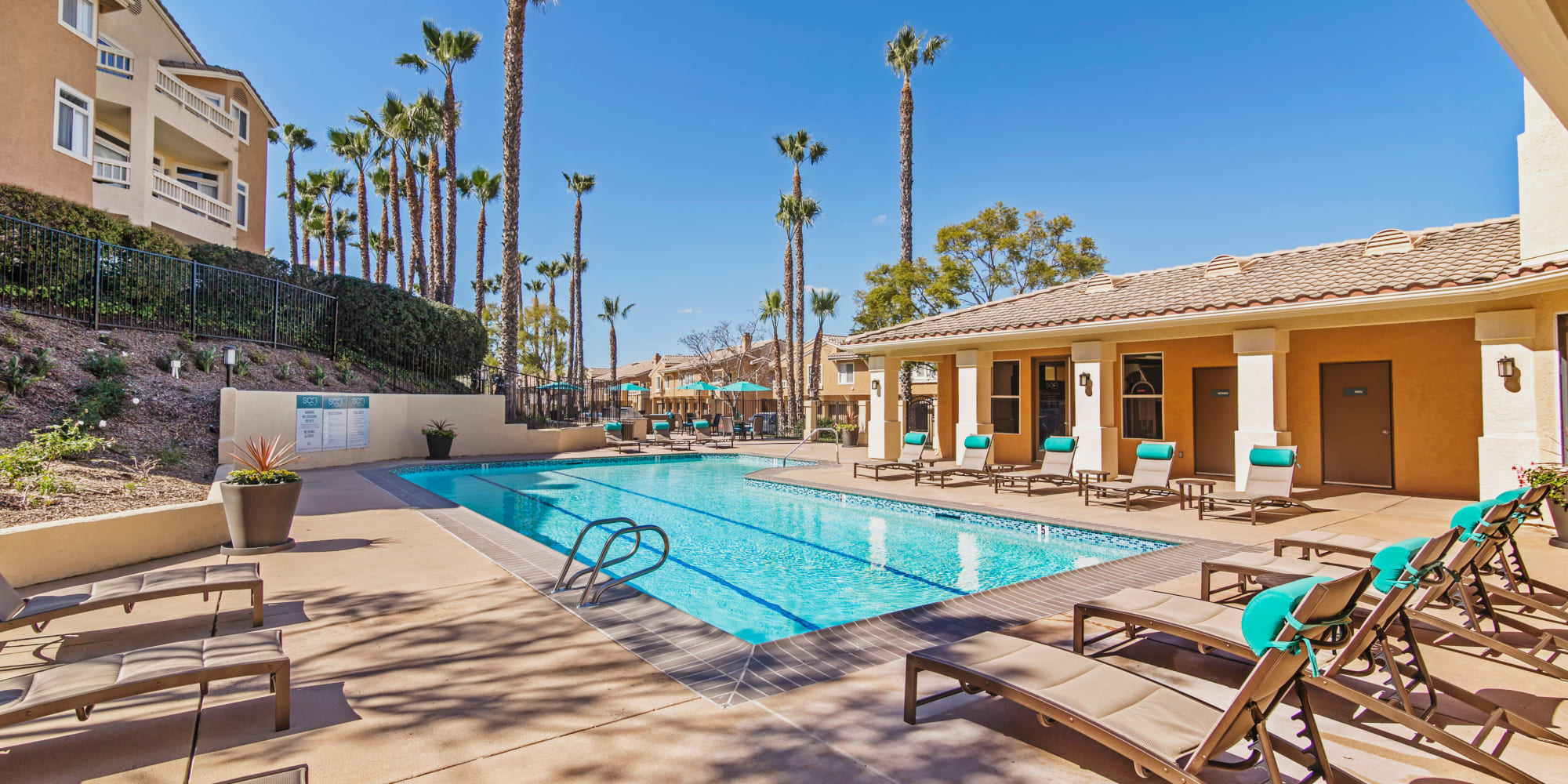 Apartments in San Diego, California, at Sofi Canyon Hills