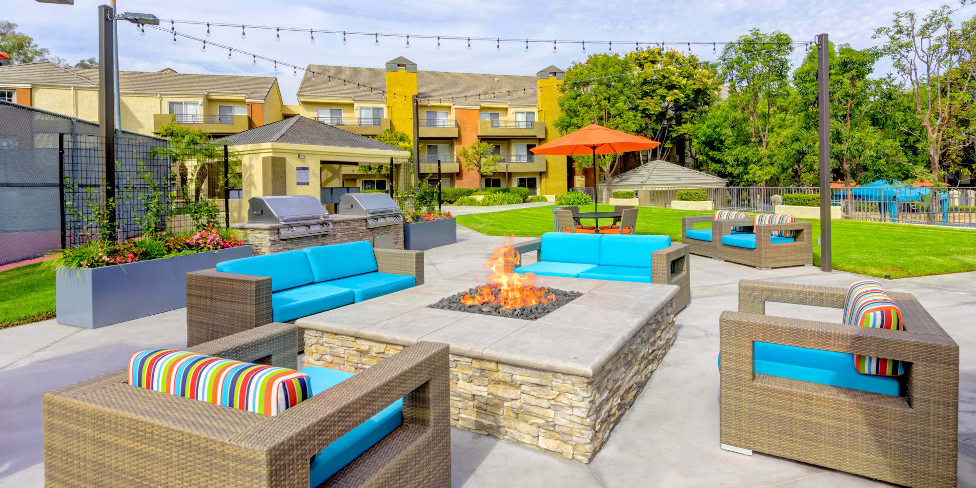 Apartments at Sofi Irvine in Irvine, California