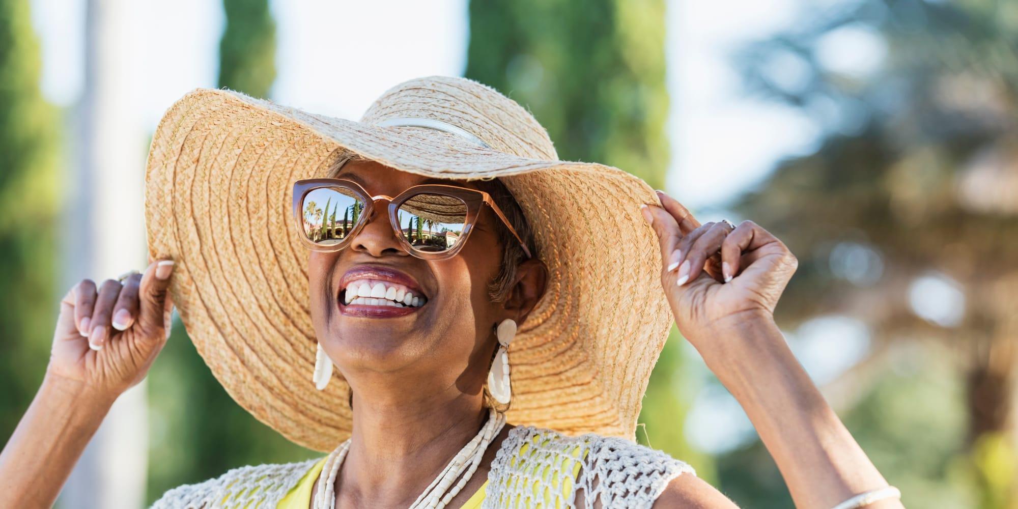 Senior living in Ventura, California at Cypress Place