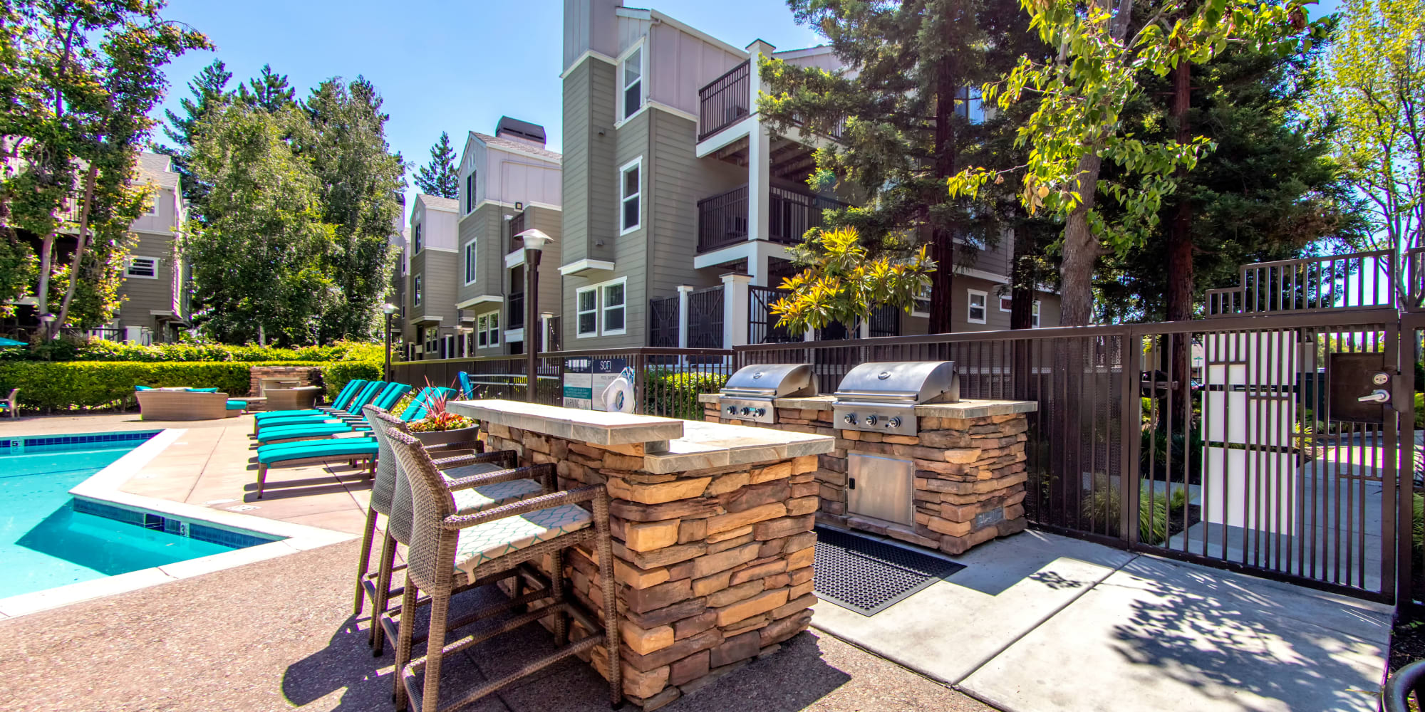 Sunnyvale, California, apartments at Sofi Sunnyvale