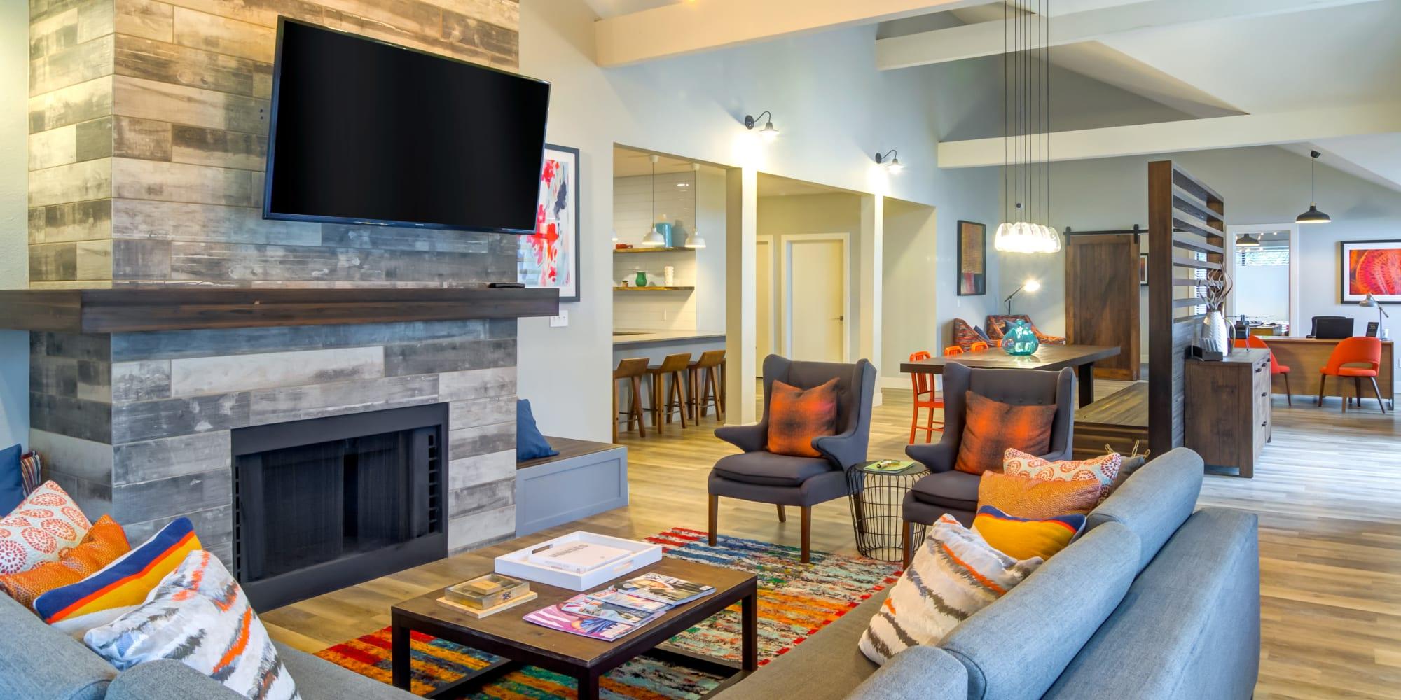 Apartments in Bellevue, Washington, at Sofi at Somerset