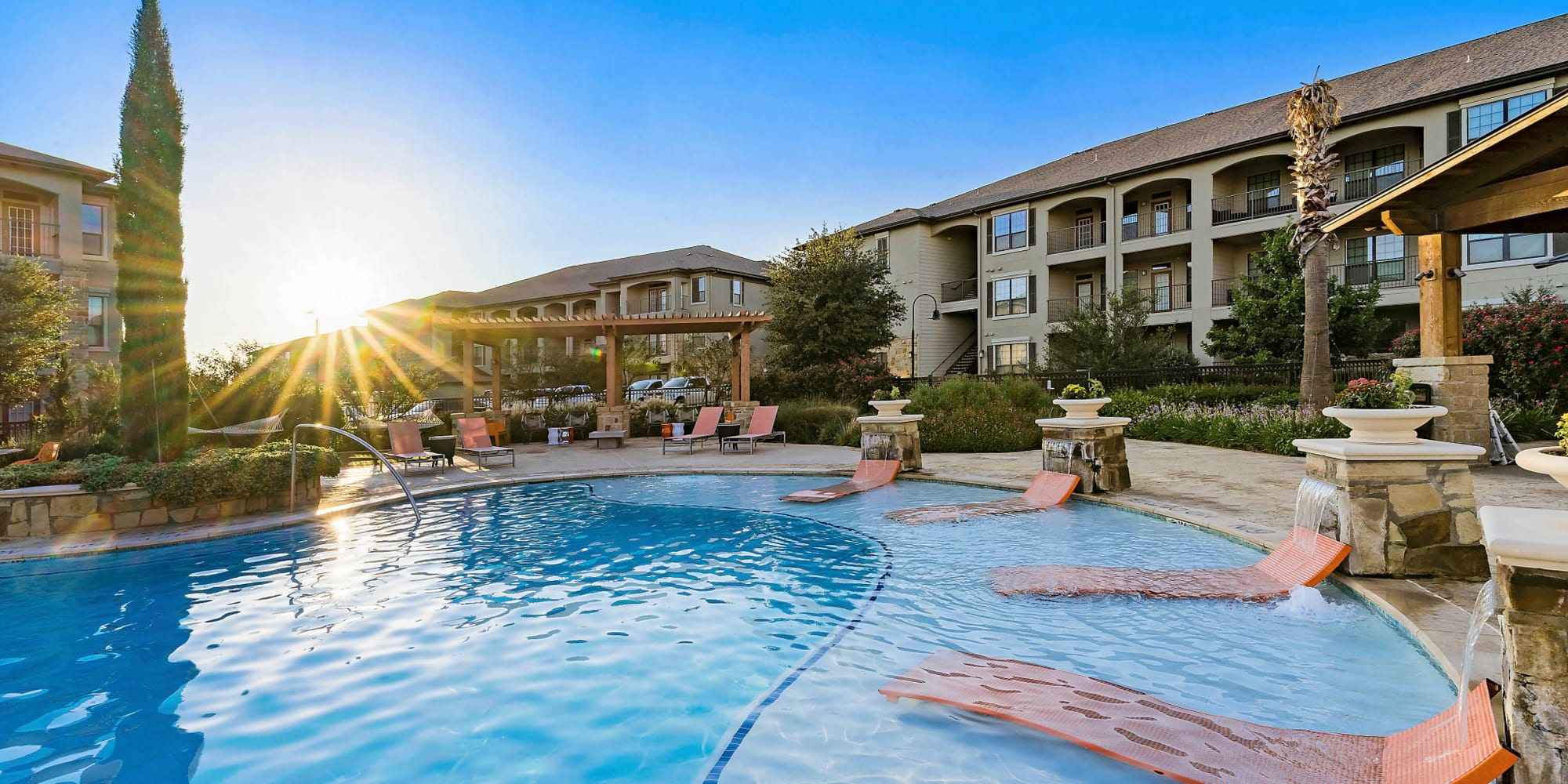 Apartments at Sedona Ranch in Odessa, Texas