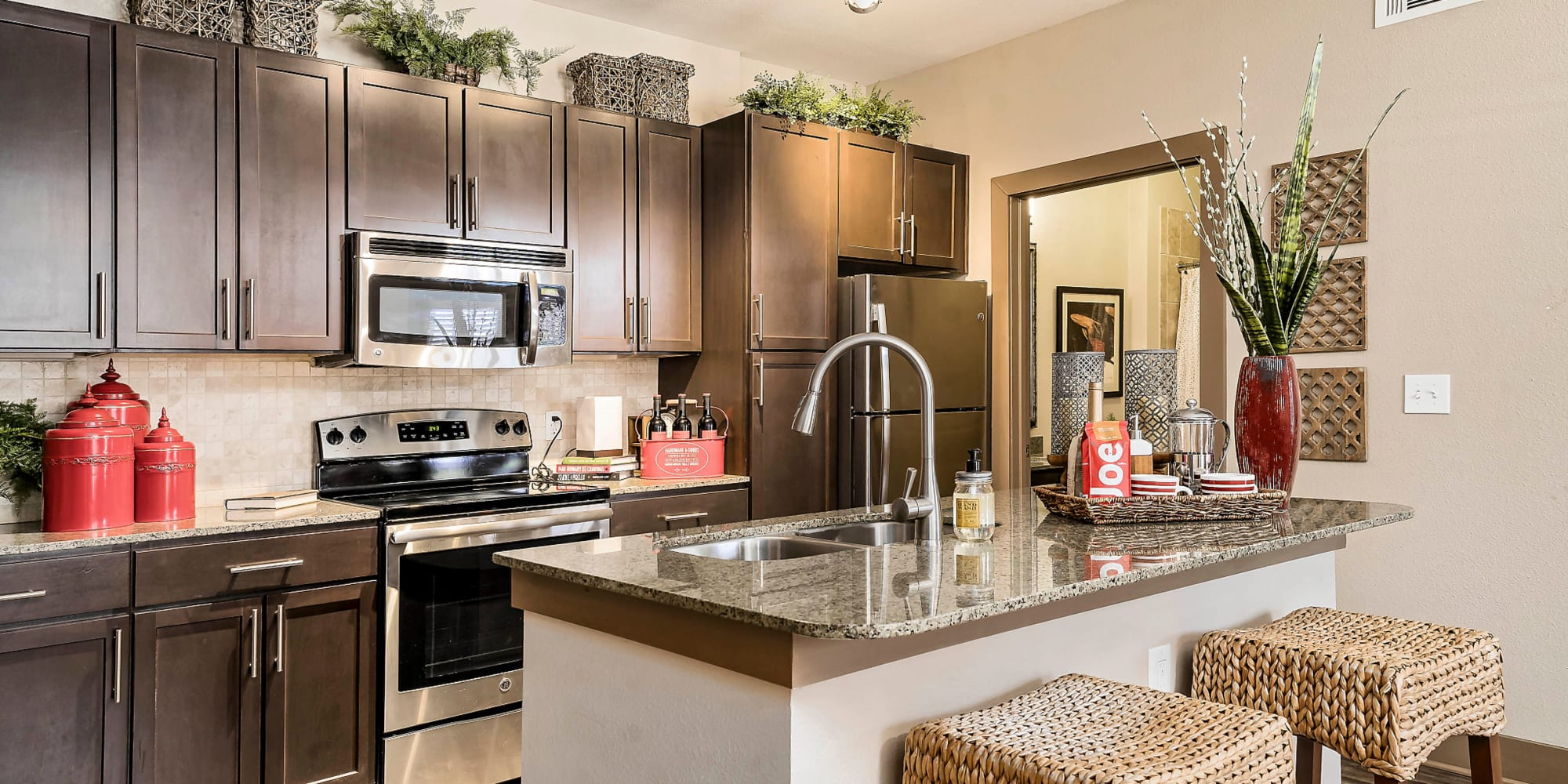 Odessa, Texas, apartments at Sedona Ranch