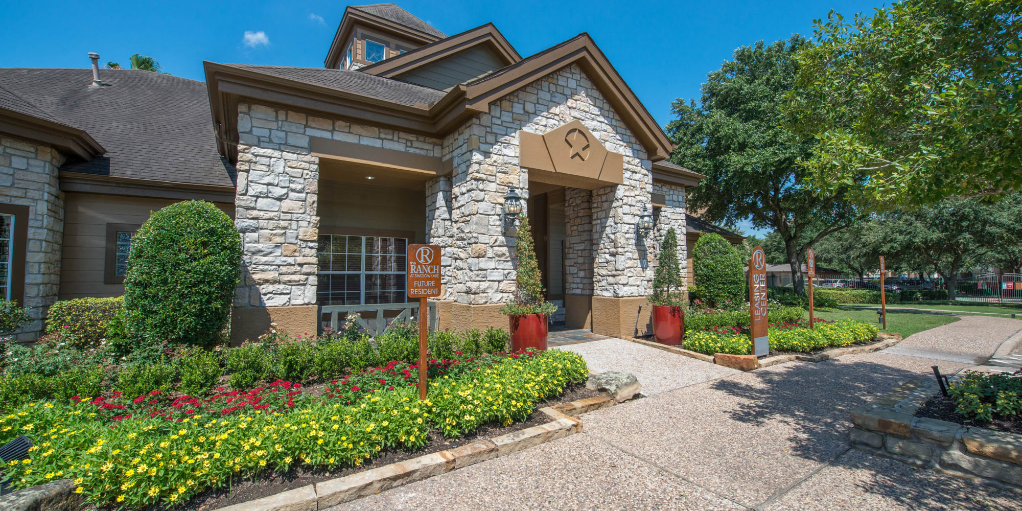Apartments at The Ranch at Shadow Lake in Houston, Texas