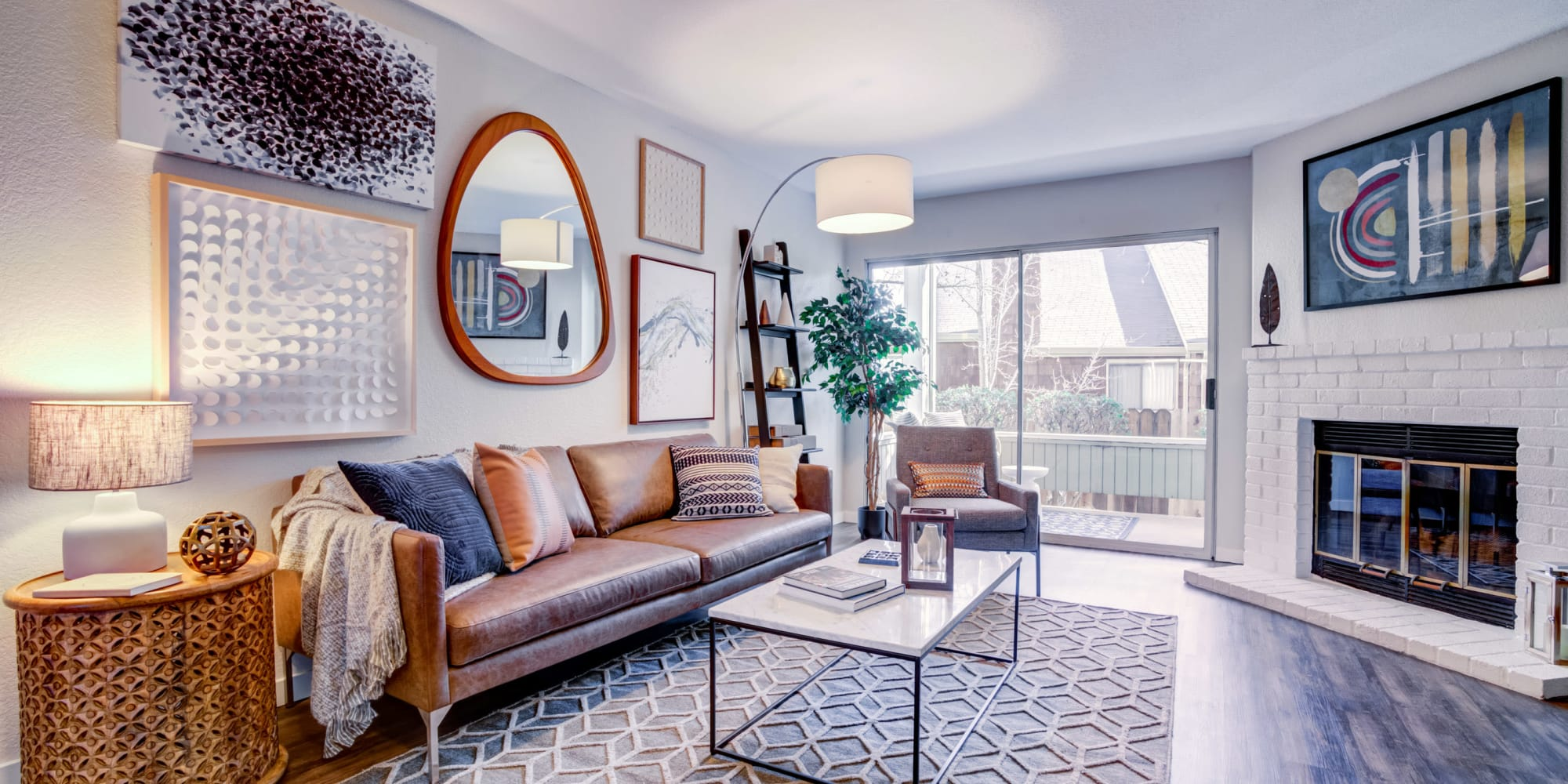 Apartments in Martinez, California, at Haven Martinez