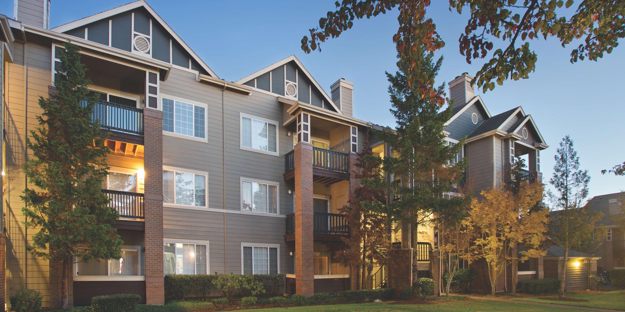 Cortland Village Apartment Homes in Hillsboro, Oregon