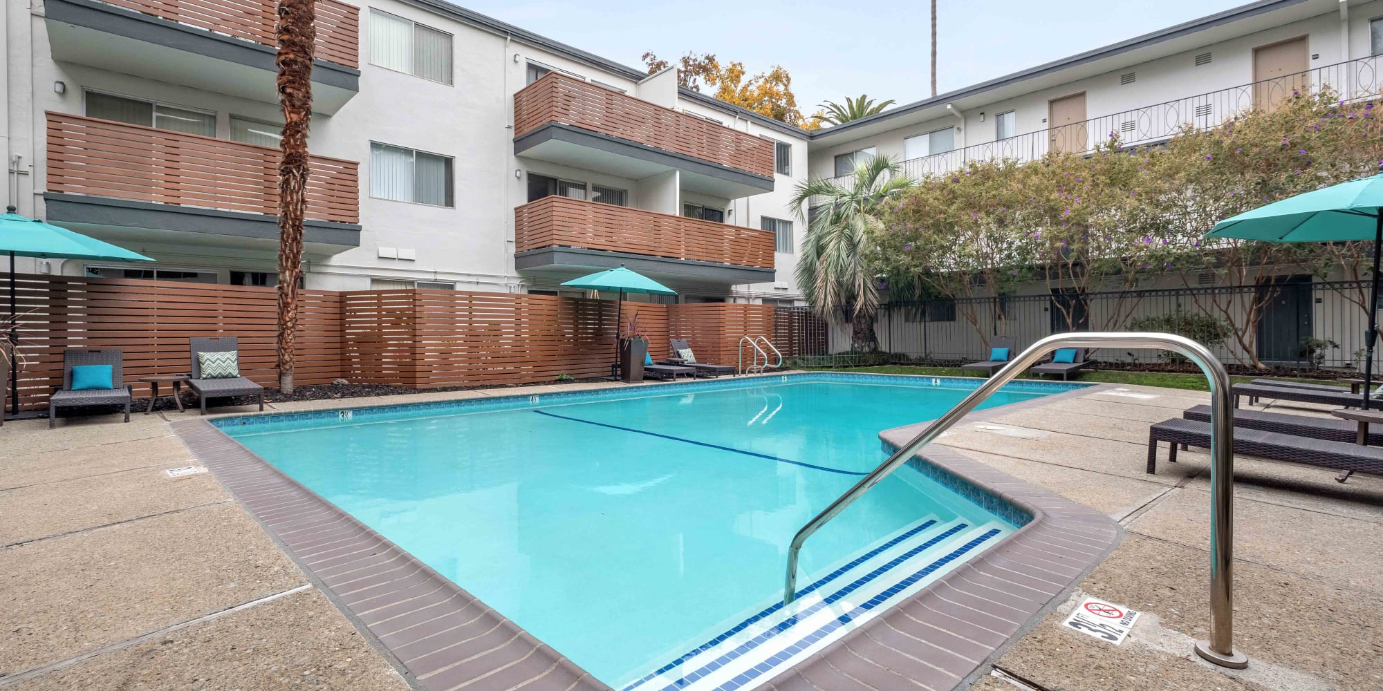 Redwood City, California, apartments at Sofi Redwood Park