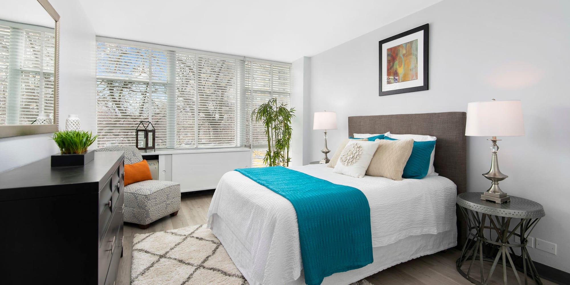 Luxury apartments in Chicago, Illinois at Prairie Shores