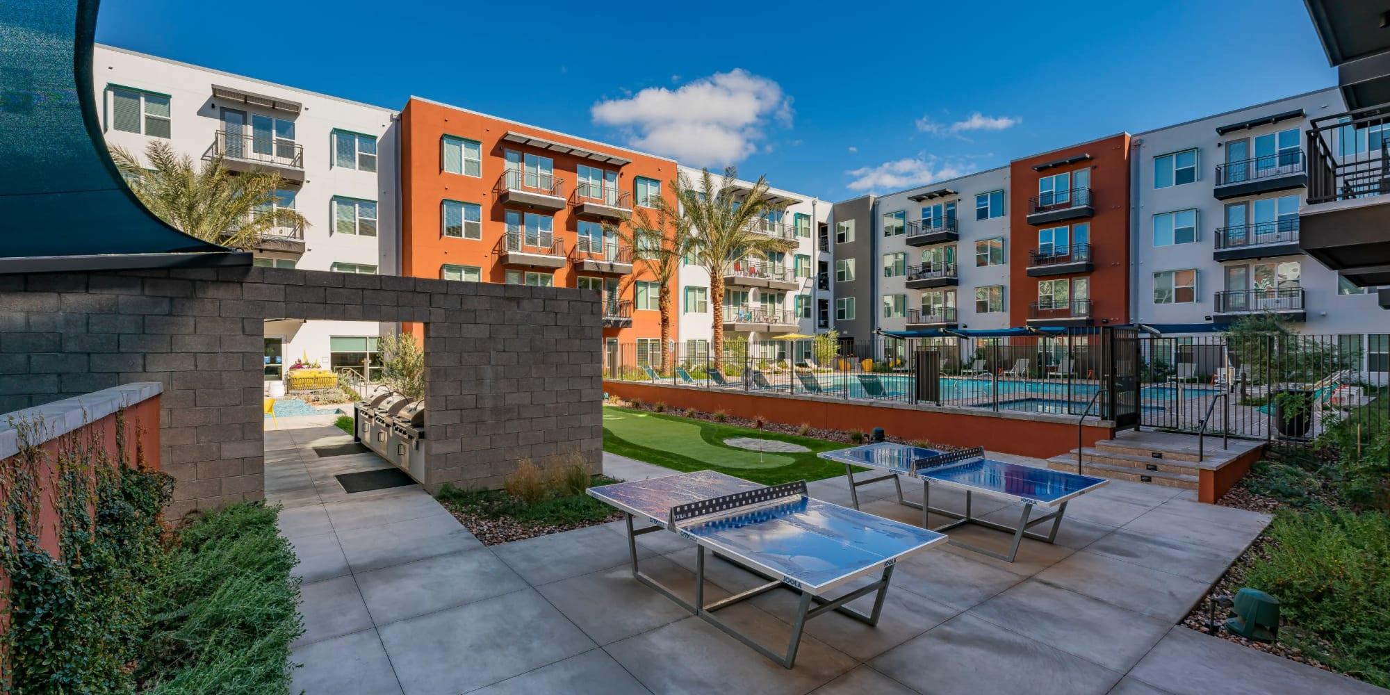Apartments at Encore Tessera in Phoenix, Arizona