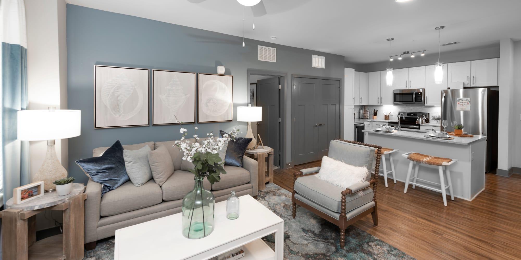 Spacious Apartments at Olympus Emerald Coast in Destin, Florida