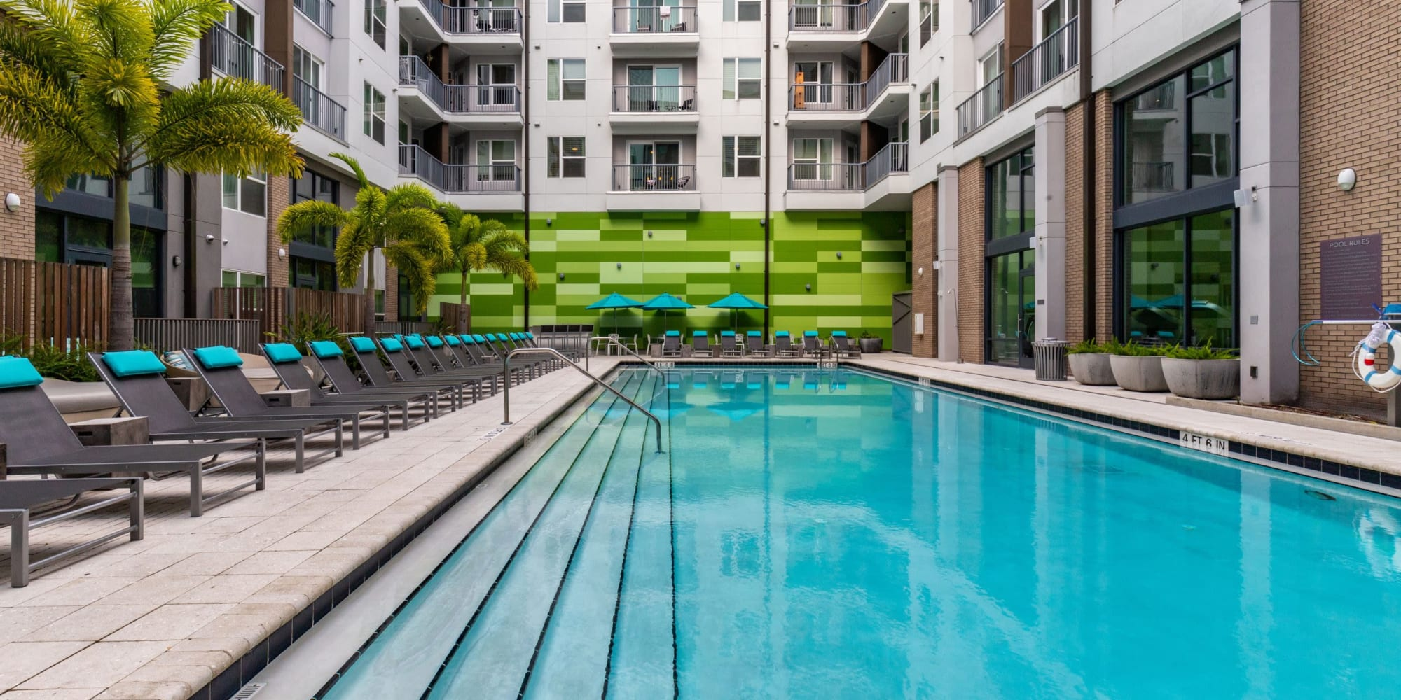 Apartments at Central Station on Orange in Orlando, Florida