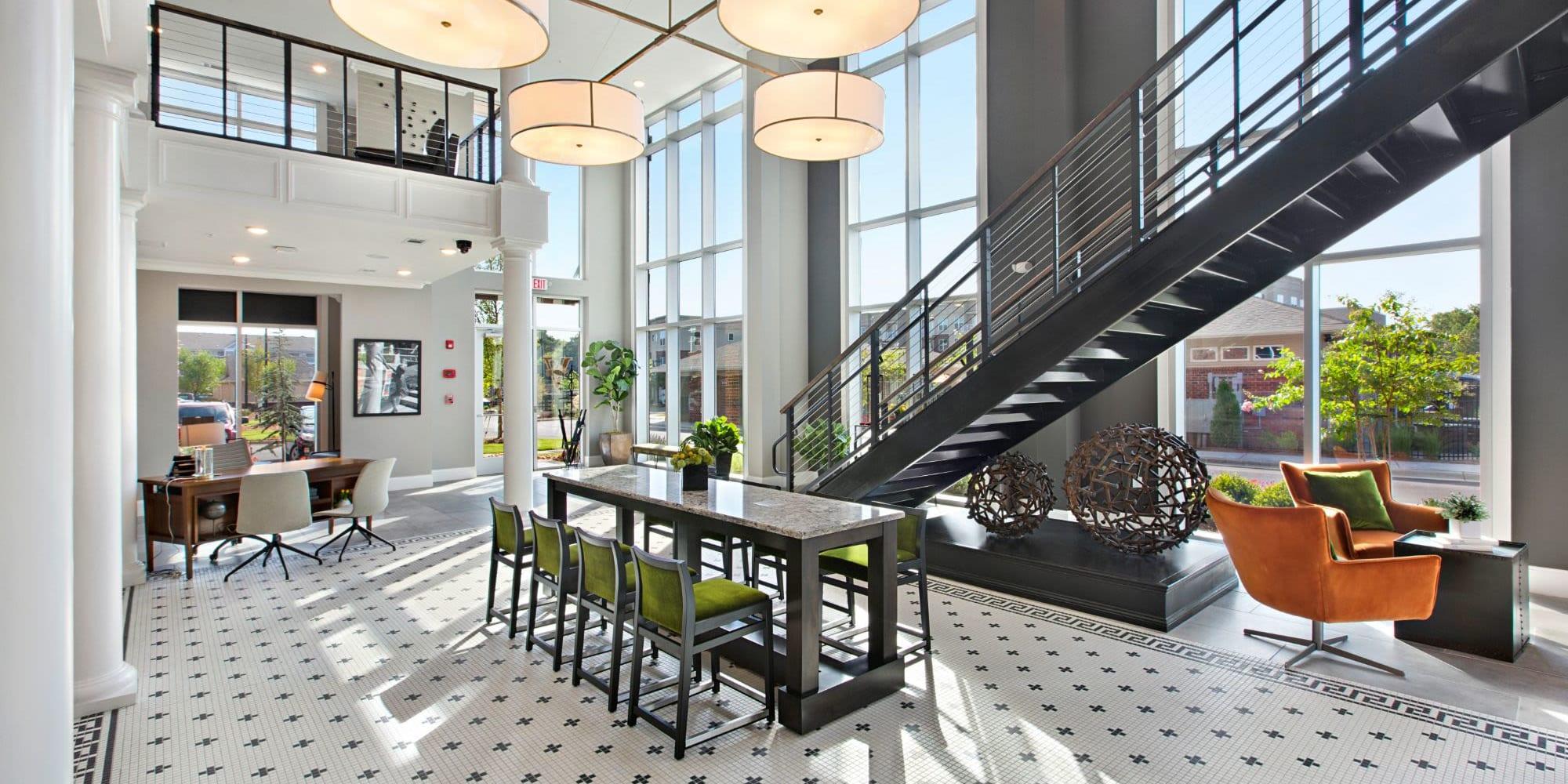 Apartments at 8 Metro Station in Charlotte, North Carolina