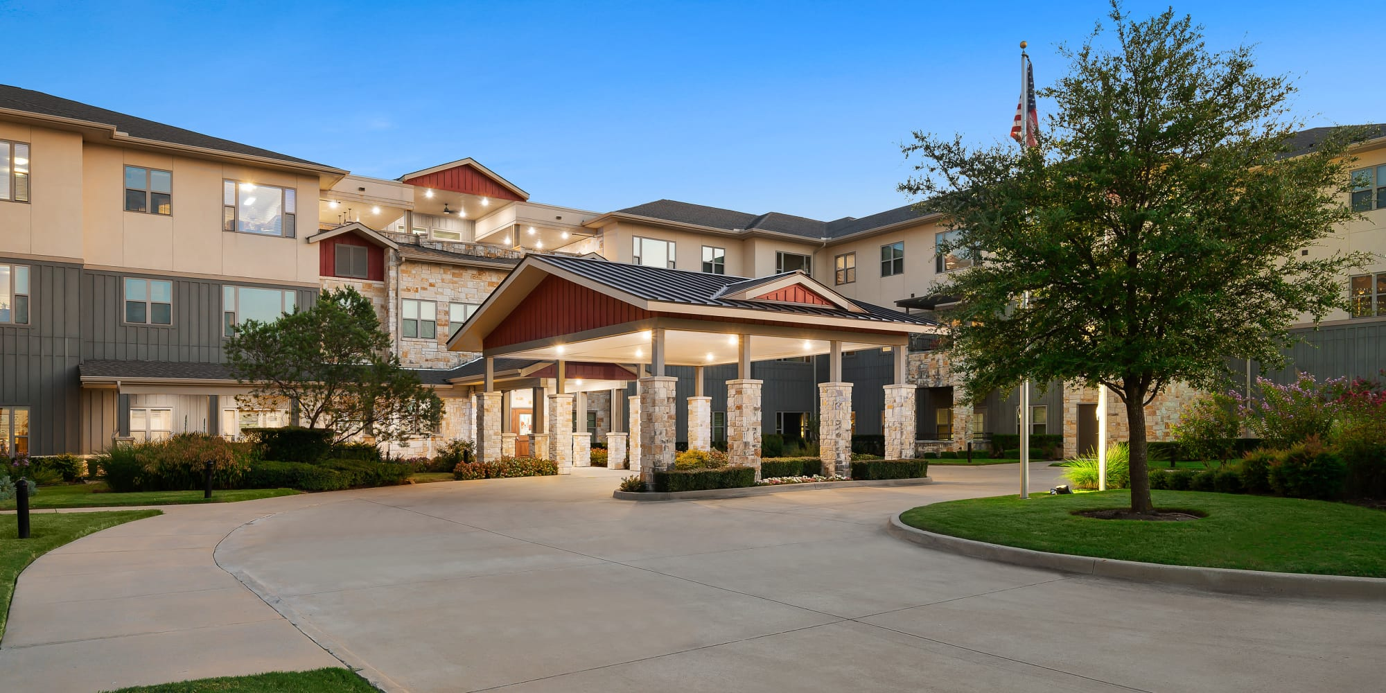Senior living at Anthology of Plano in Plano, Texas