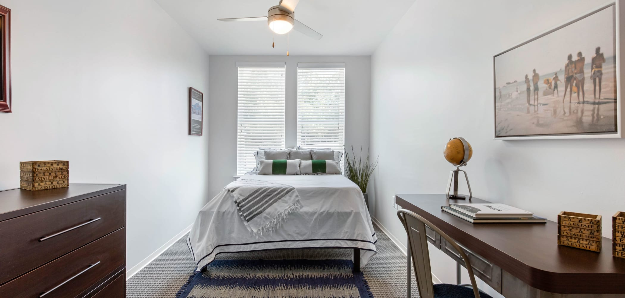 UNCOMMON Oxford bedroom with a view of Oxford, Mississippi