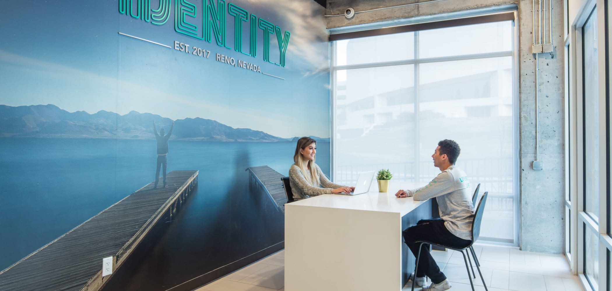 Private study room at IDENTITY Reno in Reno, Nevada