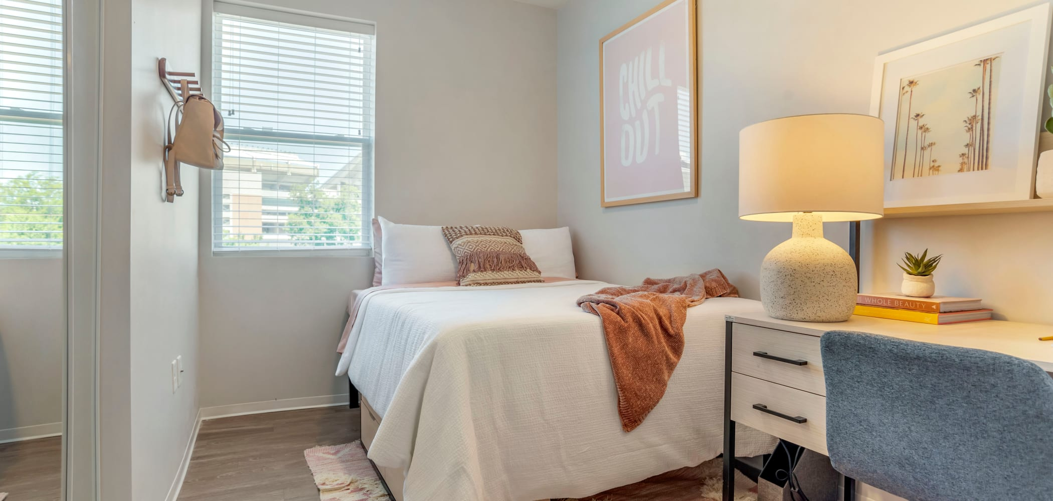 Spacious bedroom UNCOMMON Tuscaloosa in Tuscaloosa, Alabama