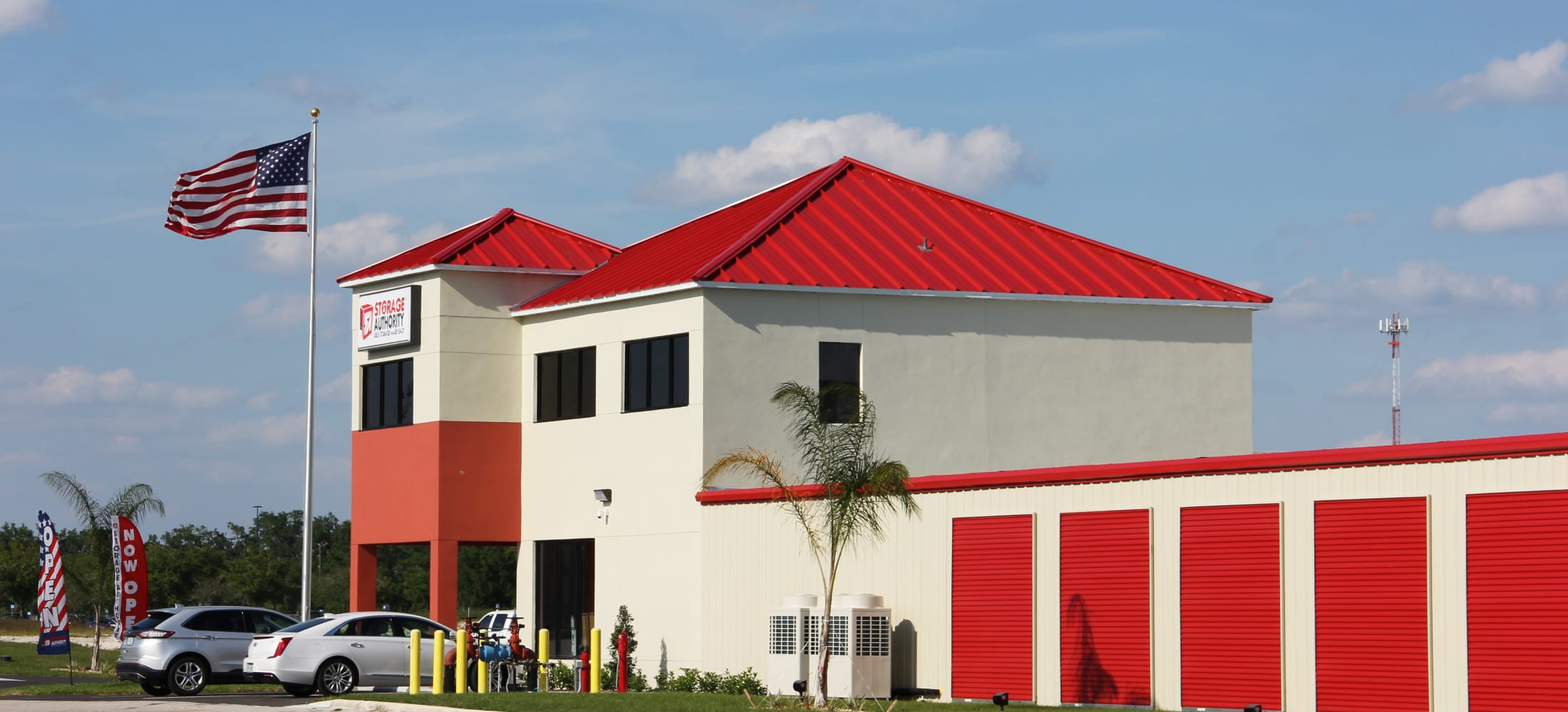 Exterior photo of Storage Authority Mulberry Florida in Mulberry, FL