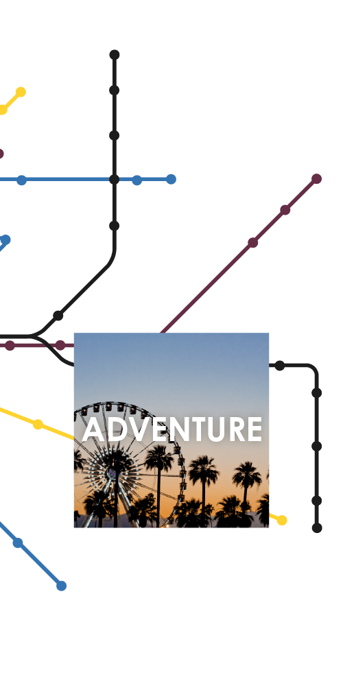 Adventures near The Link in Glendale, California