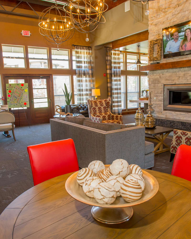 Clubhouse at The Reserve at Elm in Jenks, Oklahoma