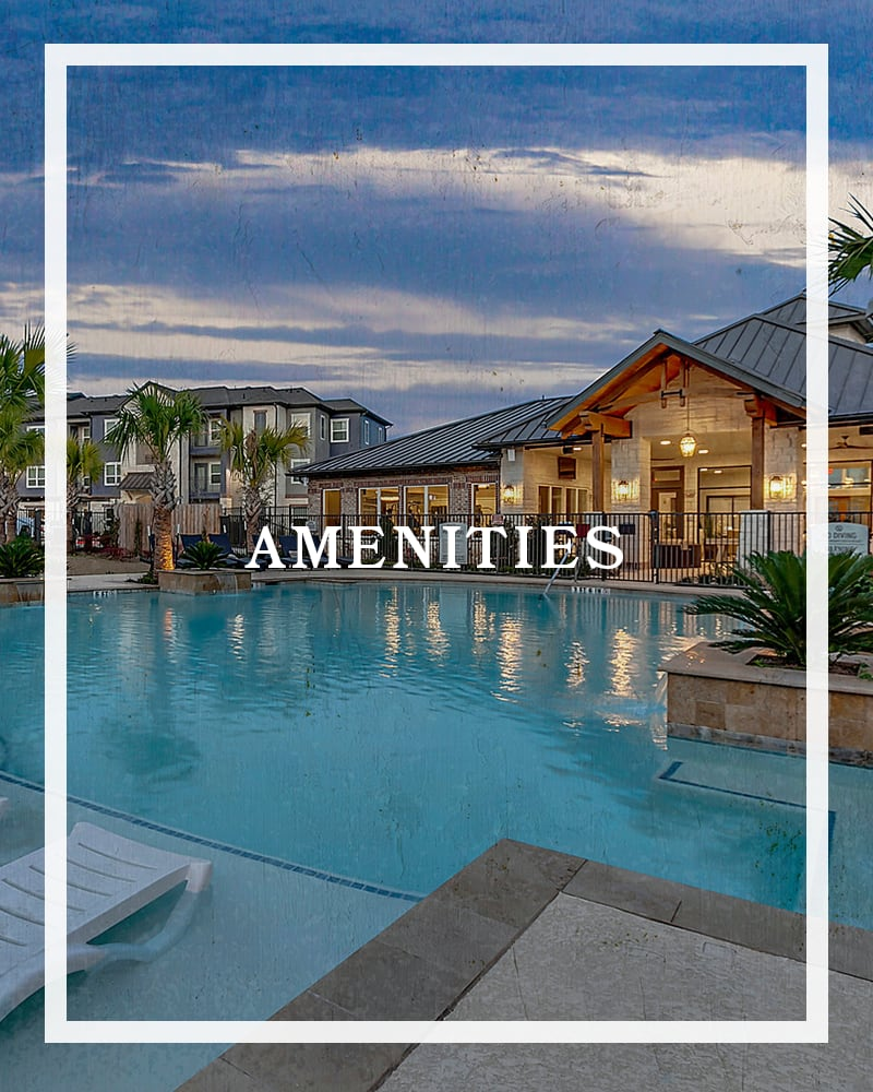 Check out the Amenities at Plum Creek Vue in Kyle, Texas