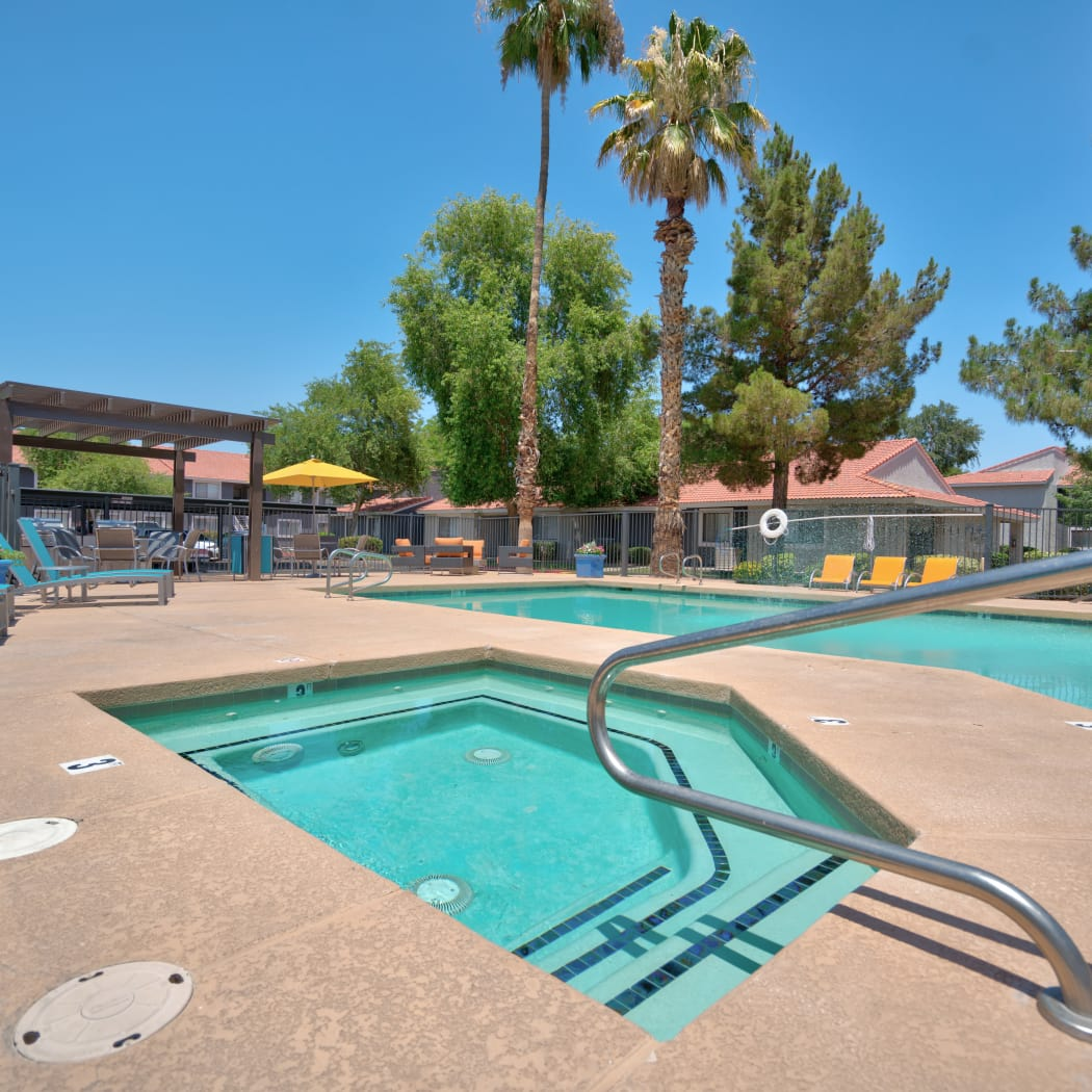 The community amenities here at Argenta Apartment Homes in Mesa, Arizona will delight you!
