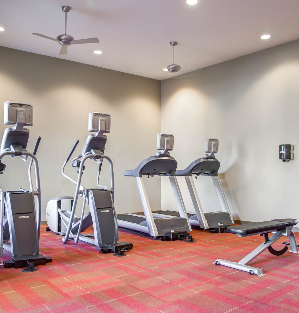 Community amenities at 12 South Apartments in Nashville, Tennessee