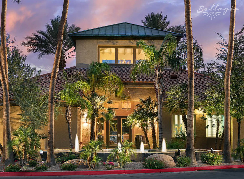 Bellagio apartments in Scottsdale, Arizona
