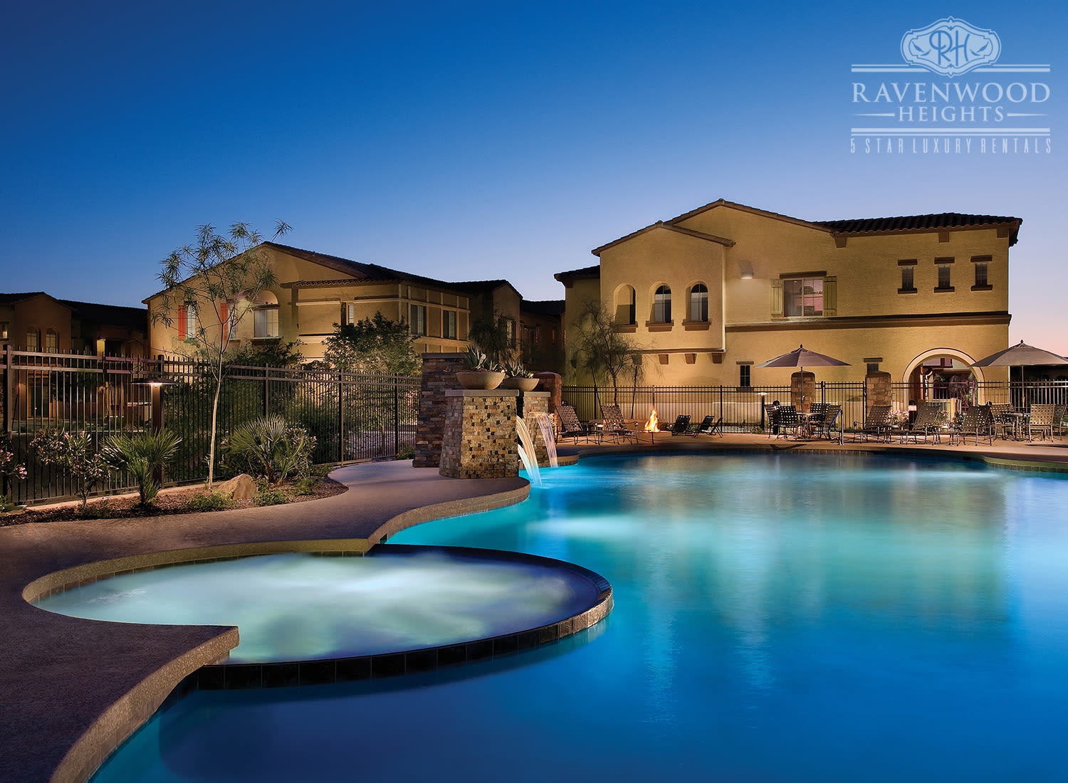Ravenwood Heights apartments in Tempe, Arizona