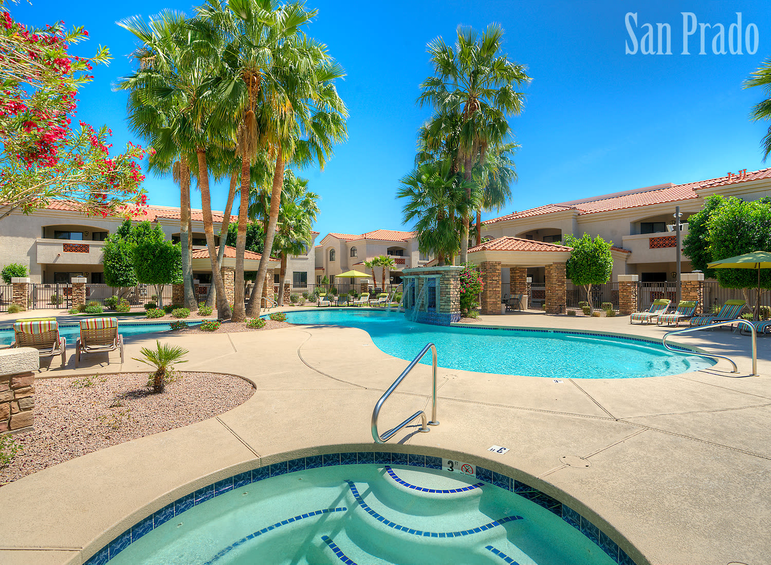 San Prado apartments in Glendale, Arizona
