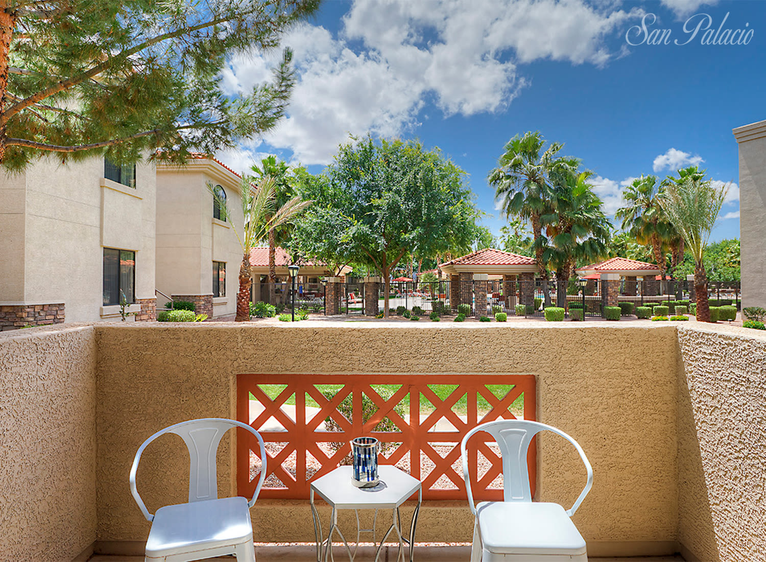 San Palacio apartments in Chandler, Arizona
