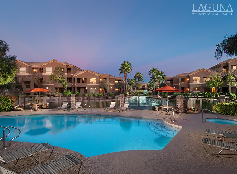 Laguna at Arrowhead apartments in Glendale, Arizona