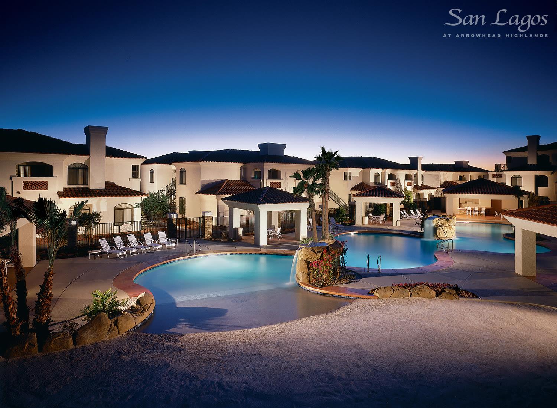 San Lagos apartments in Glendale, Arizona