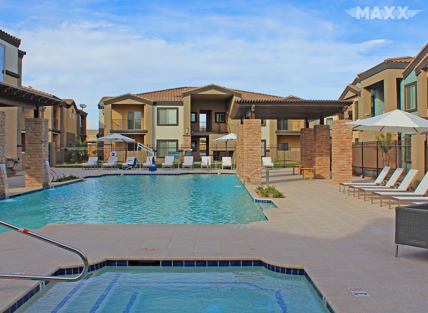 The Maxx 159 apartments in Goodyear, Arizona