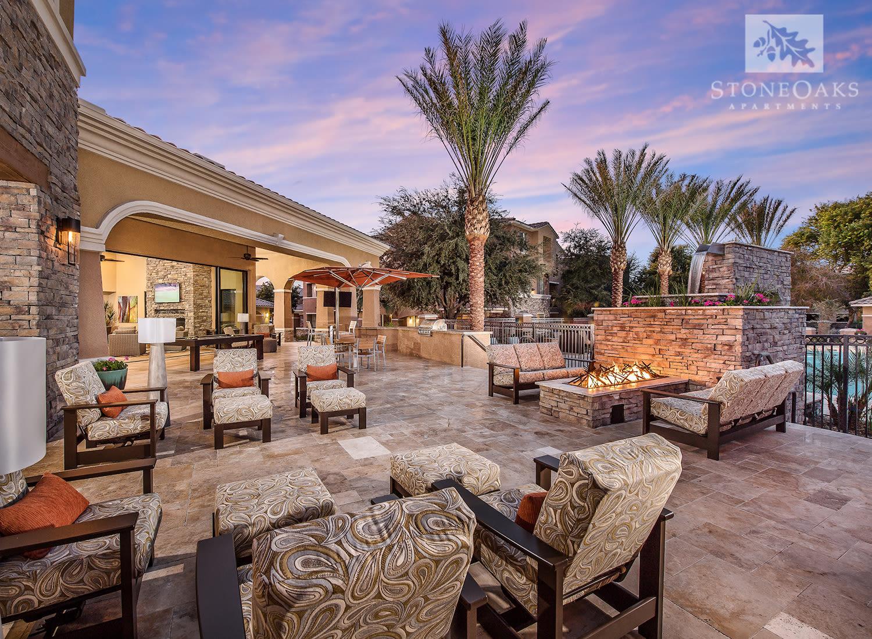 Stone Oaks apartments in Chandler, Arizona