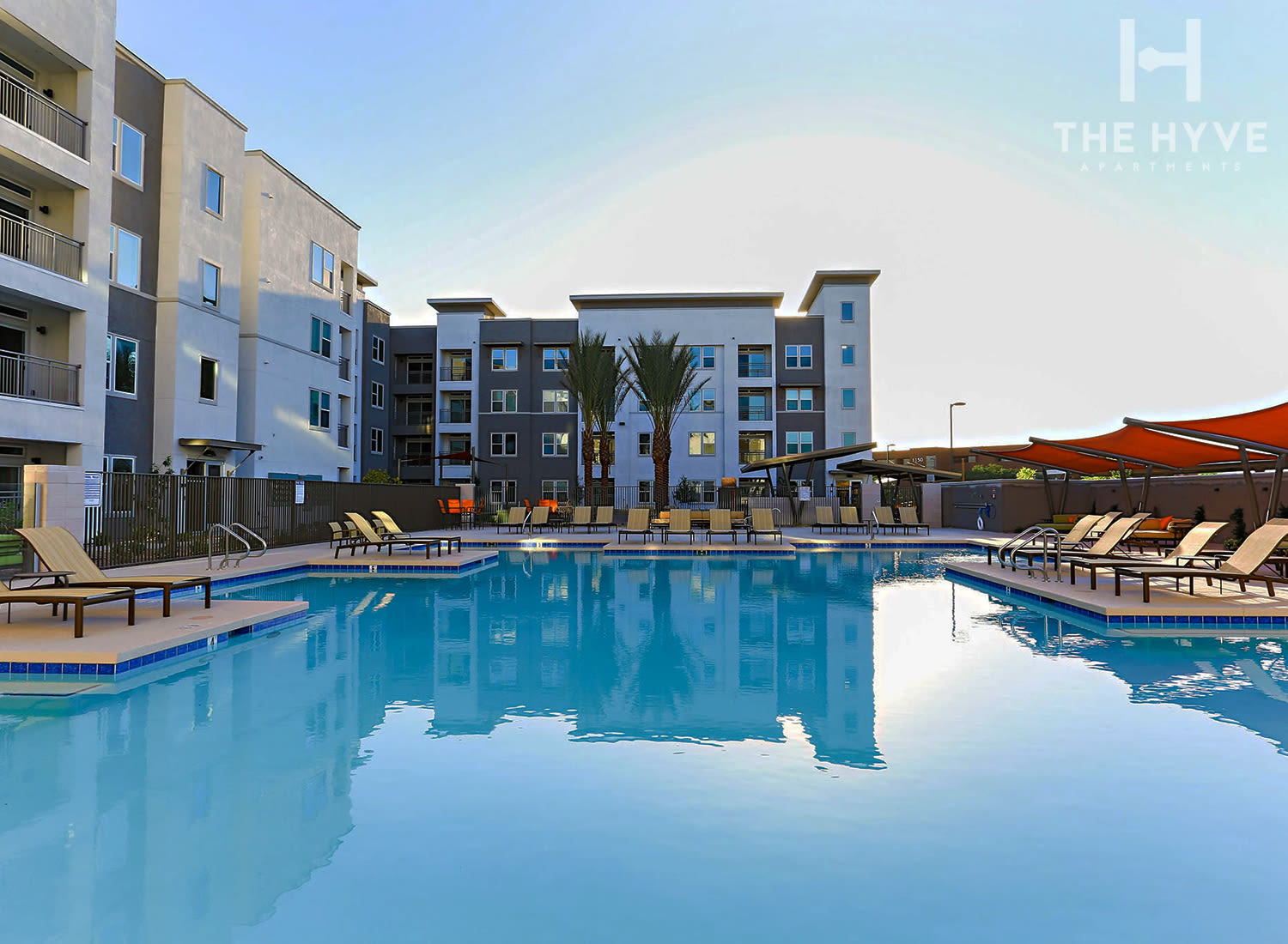 The Hyve apartments in Tempe, Arizona