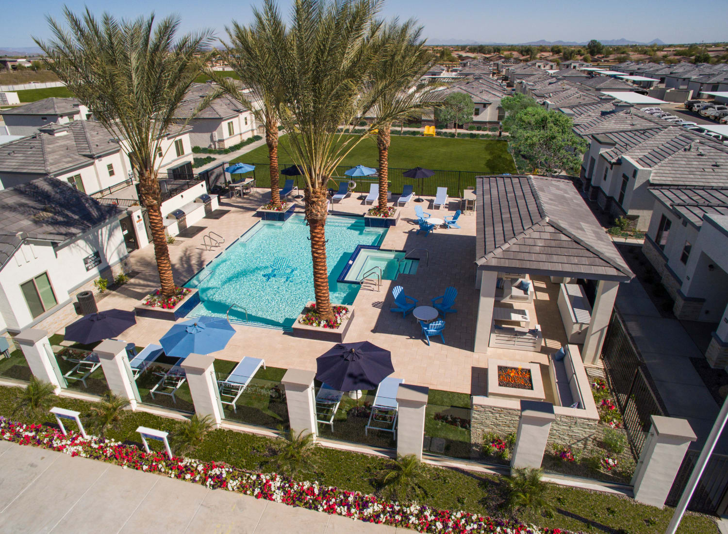 Christopher Todd Communities at Country Place apartments in Tolleson, Arizona