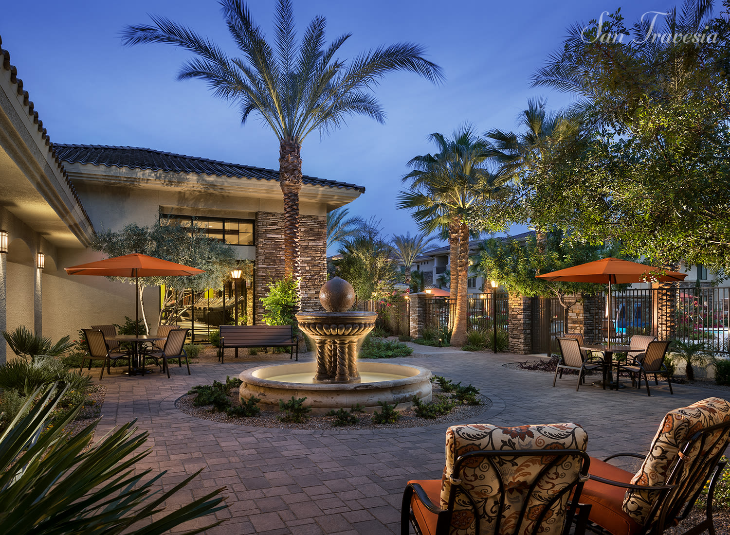 San Travesia apartments in Scottsdale, Arizona