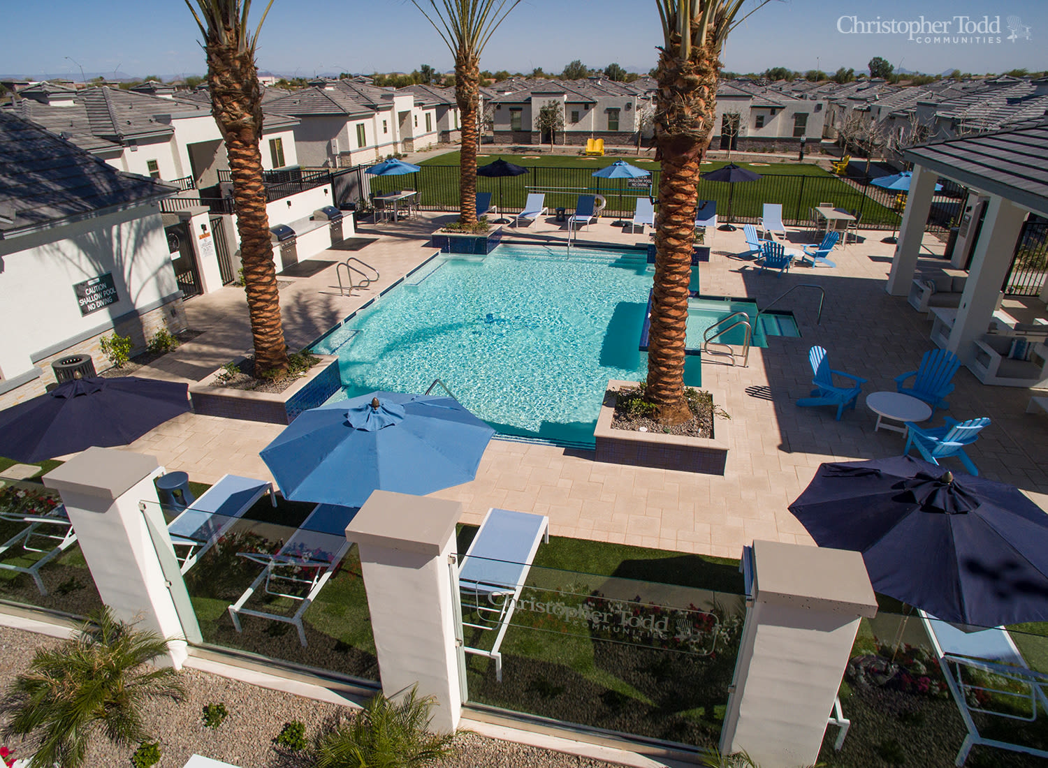 Christopher Todd Communities on Greenway apartments in Surprise, Arizona
