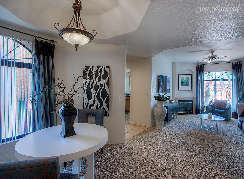 San Pedregal apartments in Phoenix, Arizona