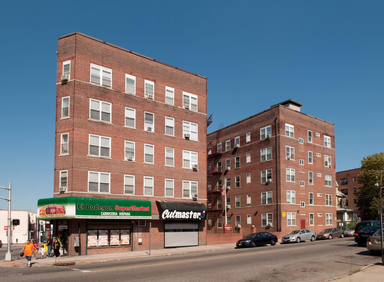 99-111 Broadway building in Passaic, New Jersey