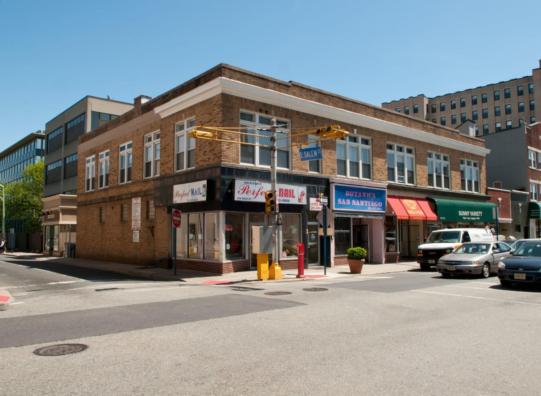 238 Main building in Hackensack, New Jersey