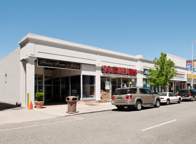 199-205 Main building in Hackensack, New Jersey