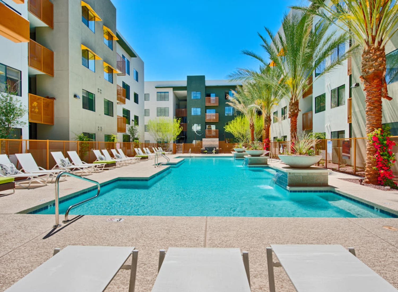 Apartments in Chandler, Arizona