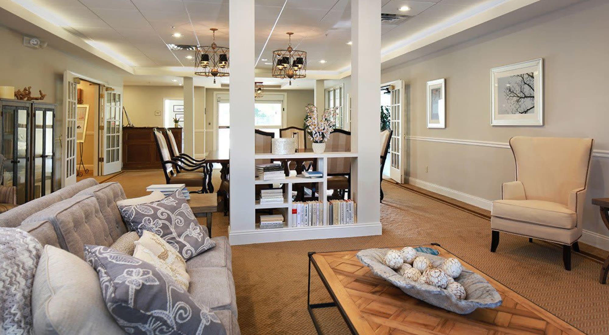 Interior at Maplewood at Danbury, Danbury, CT