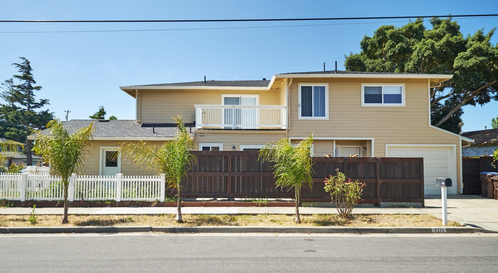 Santa Cruz Coast Homes luxury apartments in Santa Cruz, California