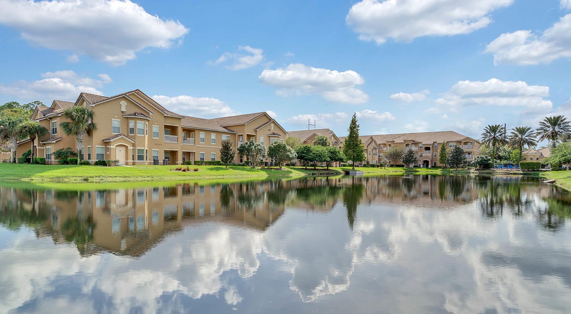 Apartments at Palms at World Gateway in Orlando, Florida