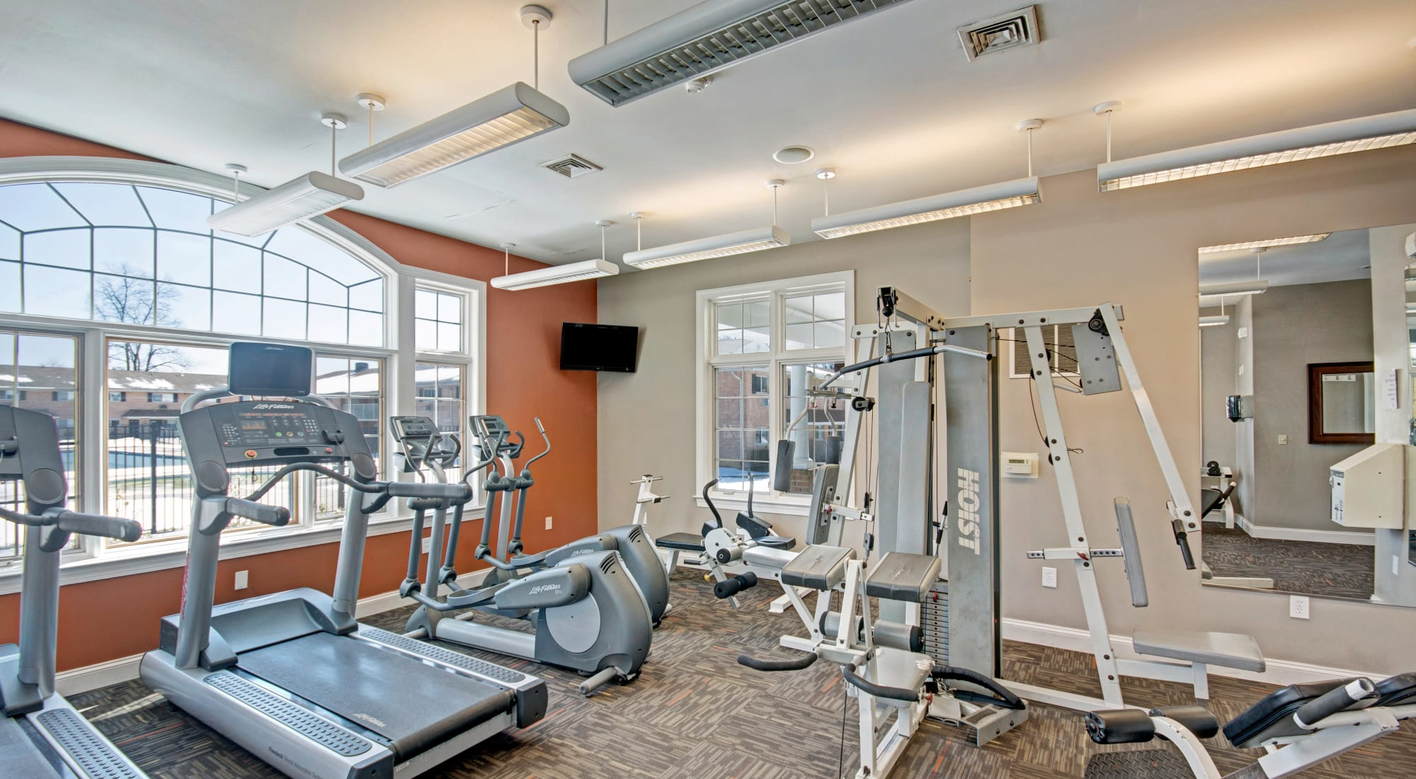 Amenities at Golf Club Apartments in West Chester, Pennsylvania