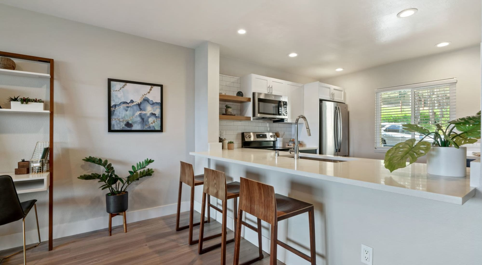 Photo gallery at Harbor Point Apartments in Mill Valley, California