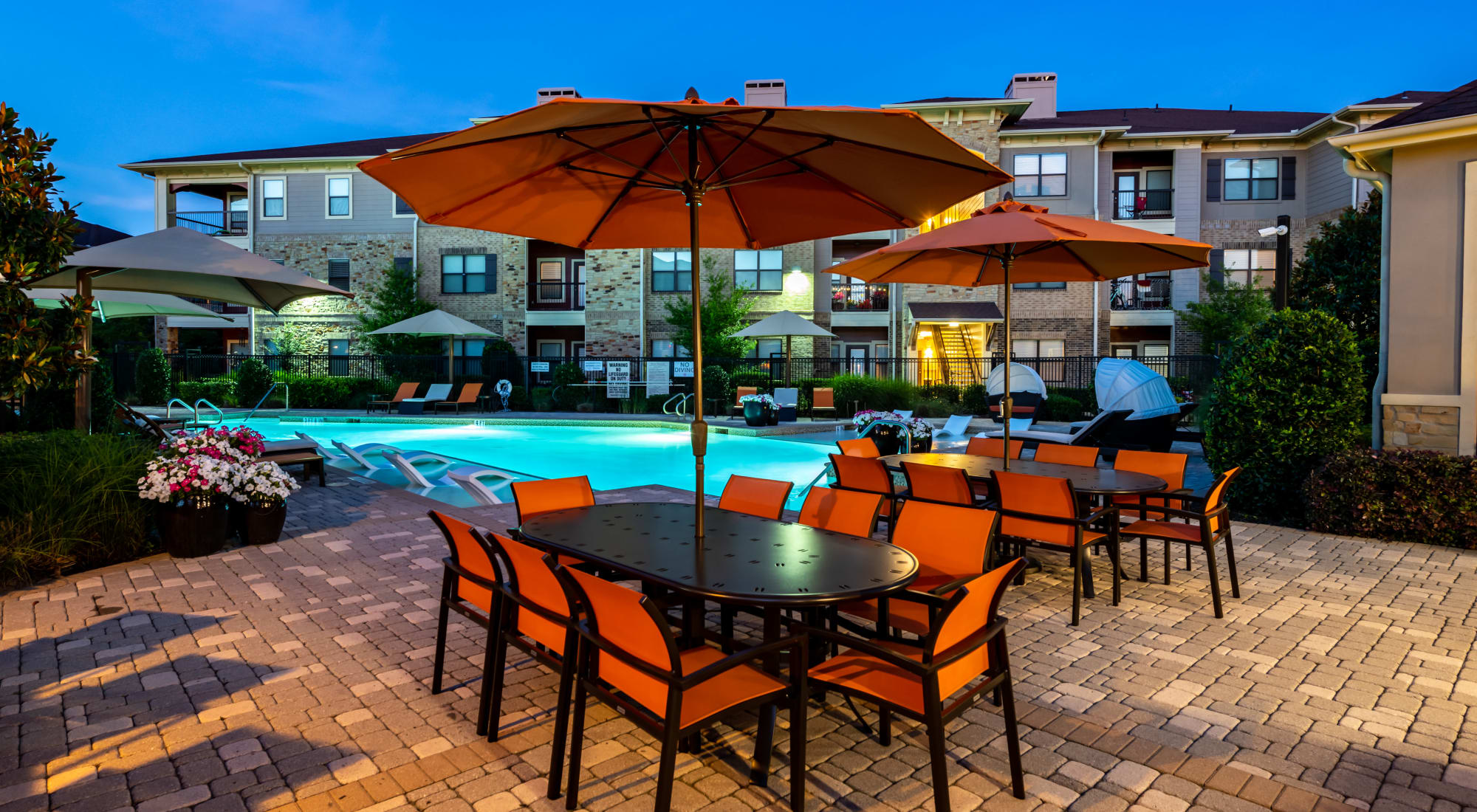 Fort Worth, Texas apartments at The Sovereign